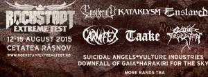Rockstadt Festival 2015