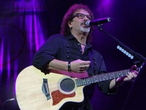 Mike Craft, Smokie la Sala Palatului (13.10.2014)