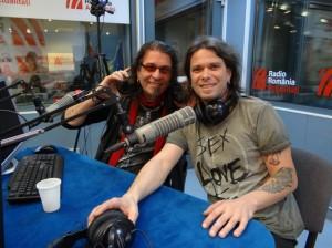 Adi Barar si Florin Barbu (Cargo) la Radio Romania Actualitati