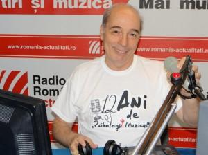Andrei Partos - Psihologul muzical 12 ani