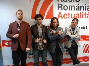 Bosquito la Radio Romania Actualitati