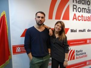 Gate One la Radio Romania Actualitati