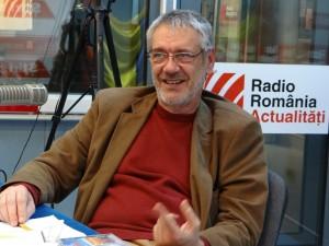 Marcel Iures la Radio Romania Actualitati mic