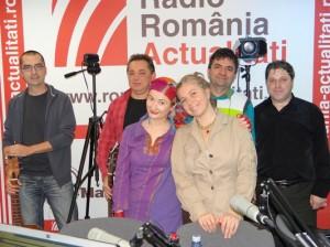 Micul Paris la Radio Romania Actualitati