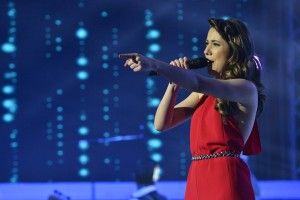 Adina Raducan X Factor