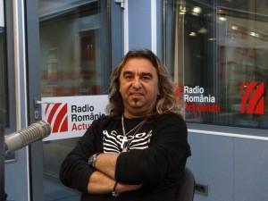 Adrian Coco Tinca la Radio Romania