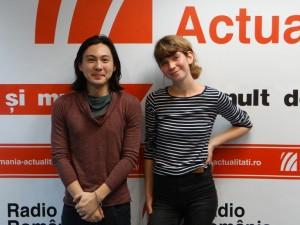Cotton Island la Radio Romania Actualitati
