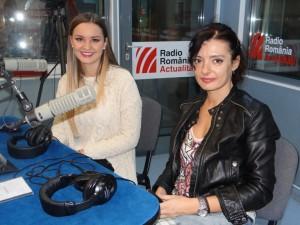 Maria Morelli si Andreea Billig la RRA