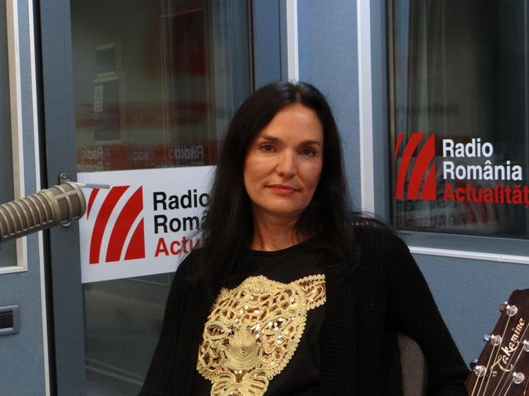 Mihaela Popescu la RRA