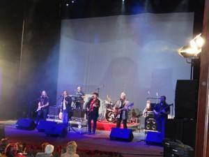 Pasarea Rock la Gala Ivan Patzaichin