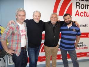 Pasarea Rock la Radio Romania Actualitati