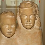 statuie Andrei Partos