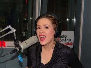 Dahlia Octavia Pusca live la Radio Romania Actualitati