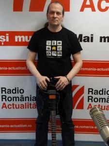 Marius Rosiu la RRA 17.01.2015