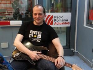 Marius Rosiu la Radio Romania