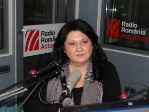 Mihaela Trifu la Radio Romania