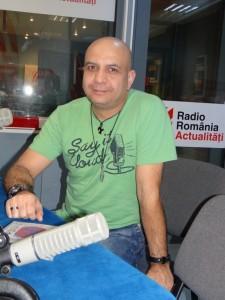 Nicu Patoi la Radio Romania