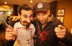 Serj Tankian Tom Morello
