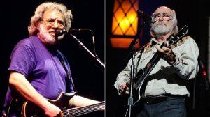 Jerry Garcia and Robert Hunter Grateful Dead