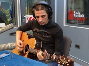 Jul Baldovin live la Radio Romania