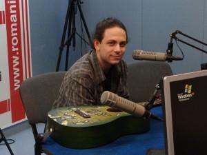 Petre Osman la Radio Romania