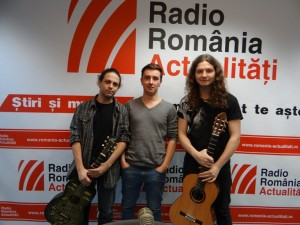 PhenomenOn la Radio Romania