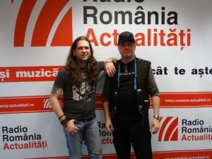 Rezident EX la Radio Romania