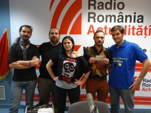 Ad Hoc la Radio Romania