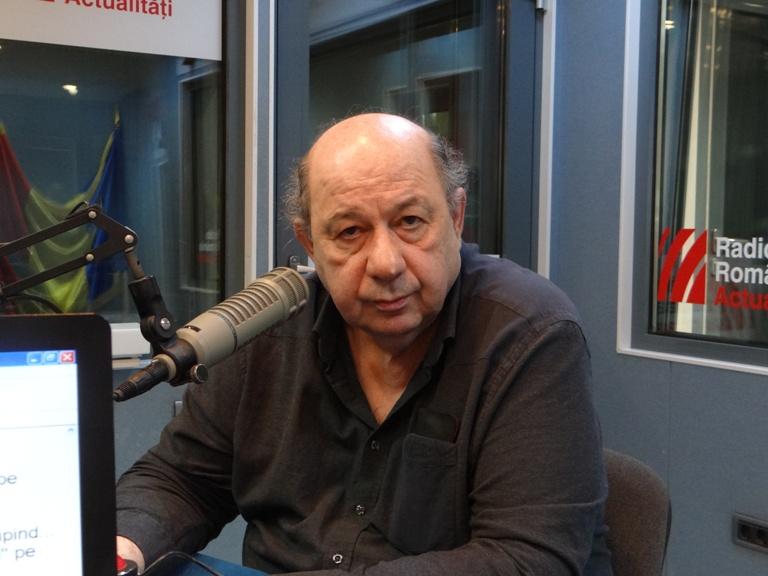 Adrian Enescu la Radio Romania