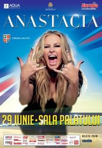 Anastacia nou 29 iunie