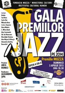 Gala jazz 2015 5 aprilie