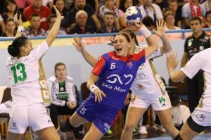 Gyor - Baia Mare handbal feminin