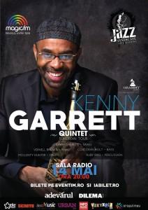 Kenny Garrett 14 mai