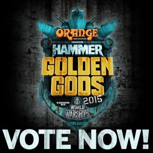 Metal Hammer Golden Gods 2015