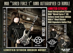 Shred Force 1 The Essential Michael Angelo Batio