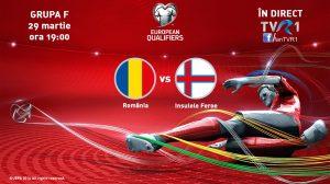 meci Romania Insulele Feroe