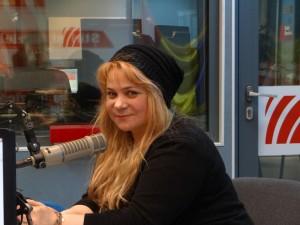 Anca Sigartău la Radio Romania