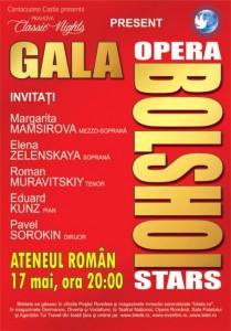 Bolshoi Opera Stars 17 mai
