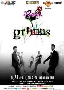 Grimus 23 aprilie