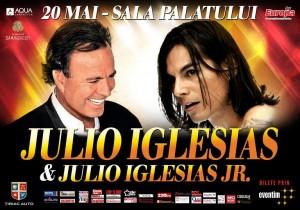 Julio Iglesias 20 mai 2015