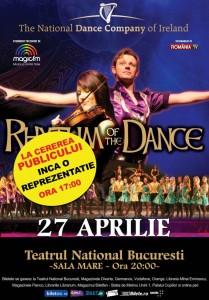 RHYTHM OF THE DANCE 27 aprilie