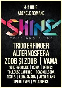 Shine 4 - 5 iulie Luna Amara nou