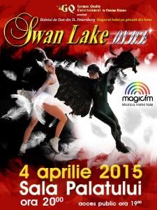 Swan Lake On Ice 4 aprilie