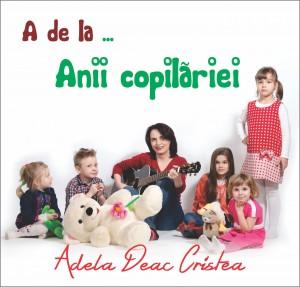 coperta-anii copilariei - album folk