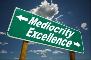 mediocrity mediocritate