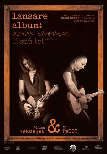 Adrian Sarmasan 5 iunie