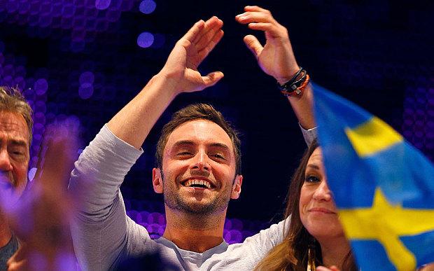 Eurovision 2015 Suedia castigator