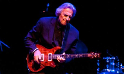 John McLaughlin live