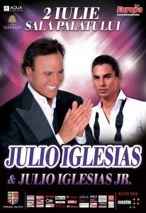 Julio Iglesias 2 iulie