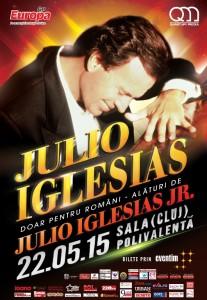 Julio Iglesias 22 mai